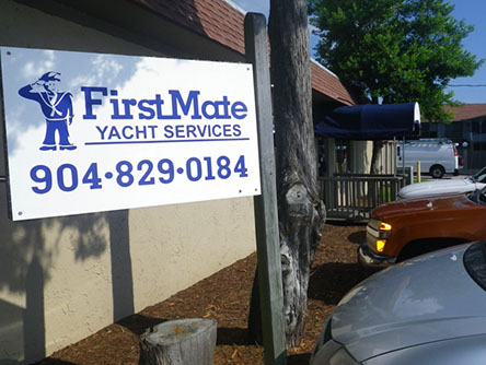 First Mate Yacht Services, St. Augustine, FL